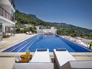 отличный турецкий спа-отель