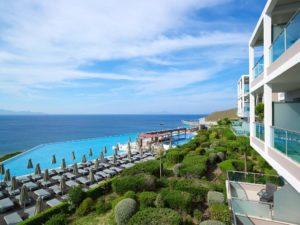 Спа-отель острова Кос