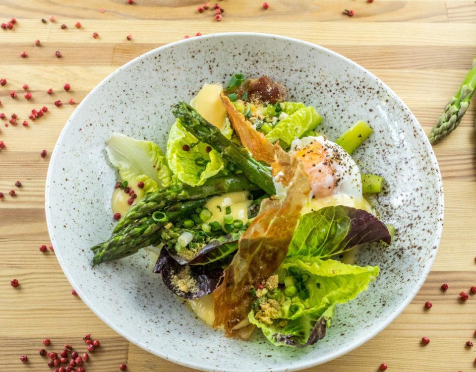 рецепты небанальных салатов